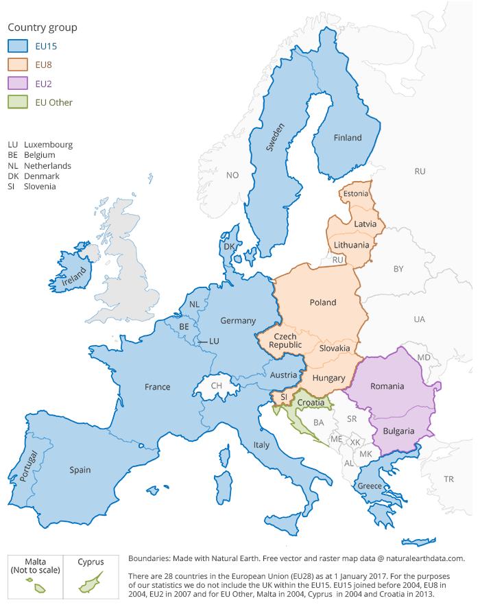 Европа: глядя из Лондона