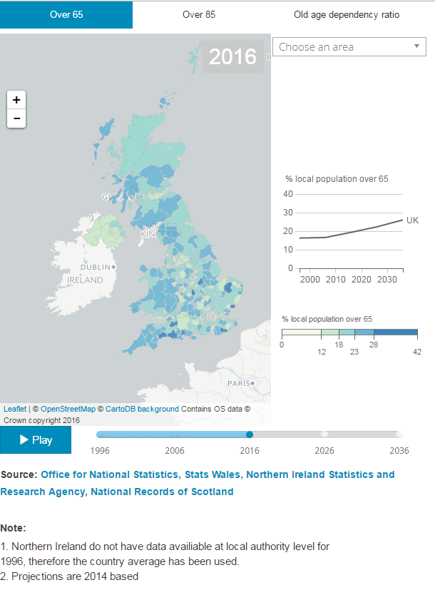 County Map Of England 2016.Overview Of The Uk Population Office For National Statistics